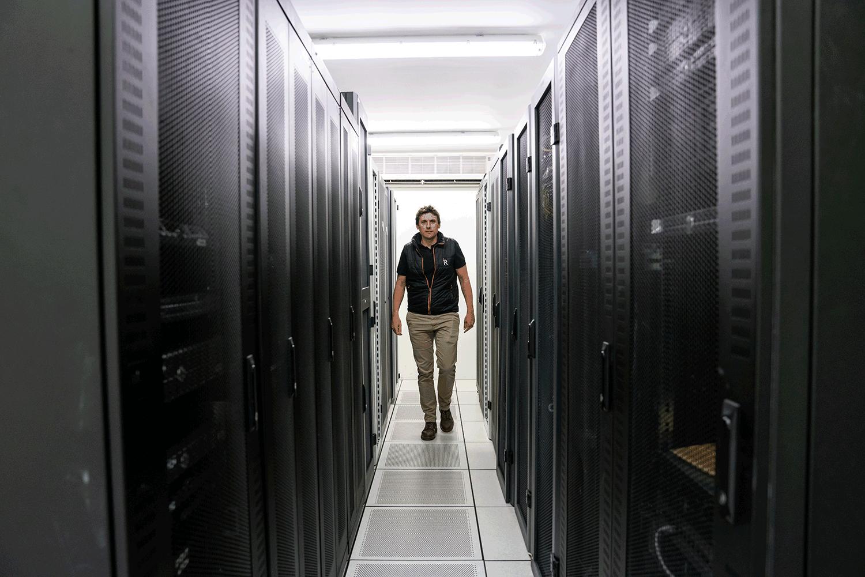 Espace hébergement et cloud, sauvegarde en ligne